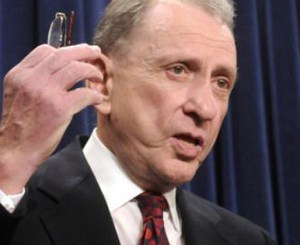 Senator Specter