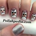 Animal nail art polishpedia nail art nail guide shellac nails