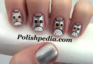 Animal Nail Art Pictures