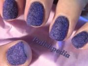 purple velvet nails polishpedia