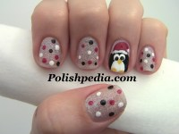 49 best Nails ideas for Christmas images on Pinterest ...
