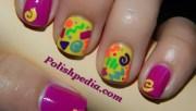 neon 90s nails polishpedia nail