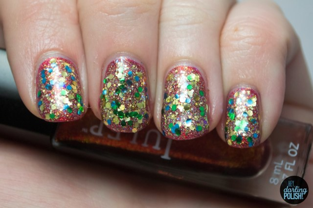 nails, nail polish, polish, glitter, sparkles, glitter polish, theme buffet, hey darling polish