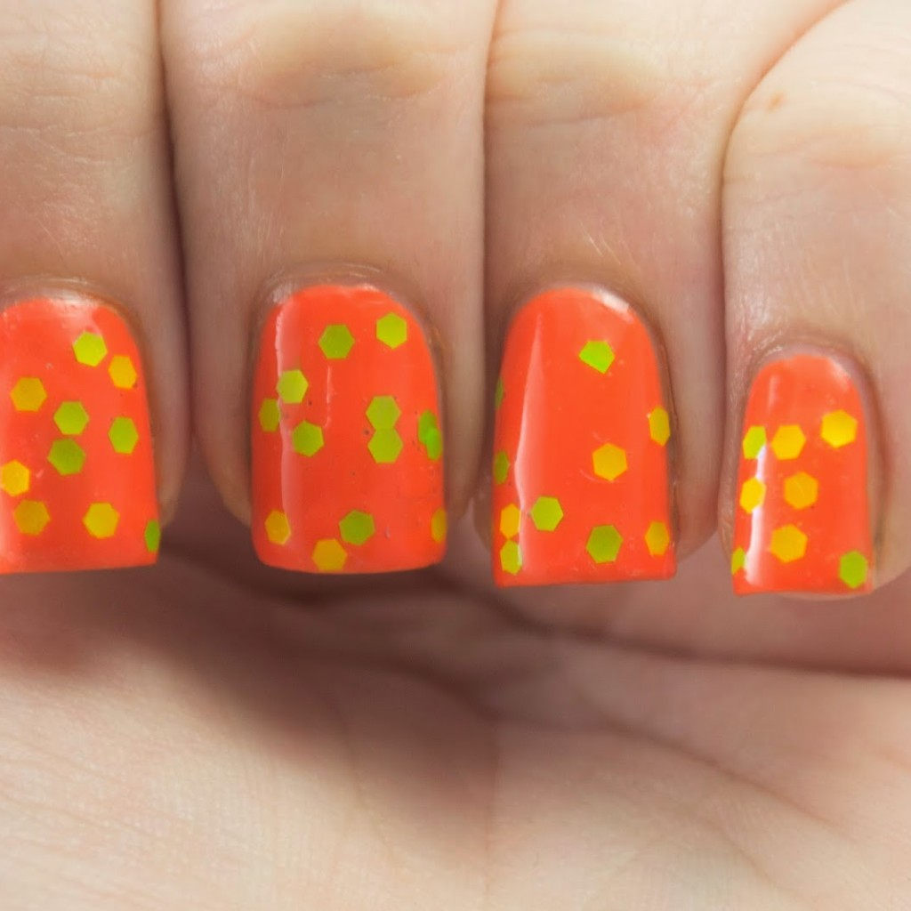 Indie Fridays! Shirley Ann Nail Lacquer - Mile Long Margarita + ...