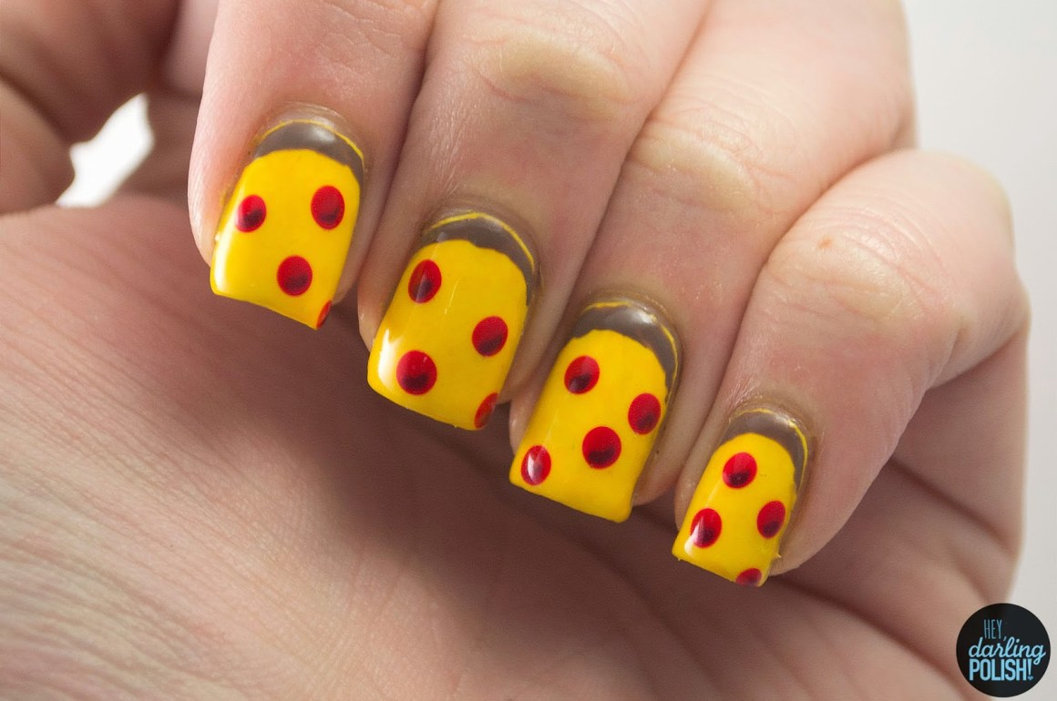 FingerFood Theme Buffet: Week 14 - Delicious • Polish Those Nails