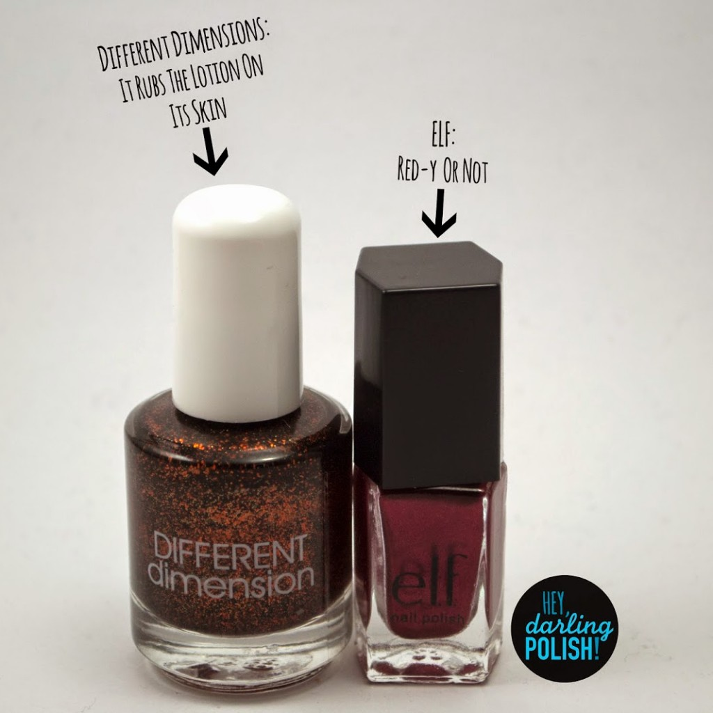 The Never Ending Pile Challenge: Vampy • Polish Those Nails