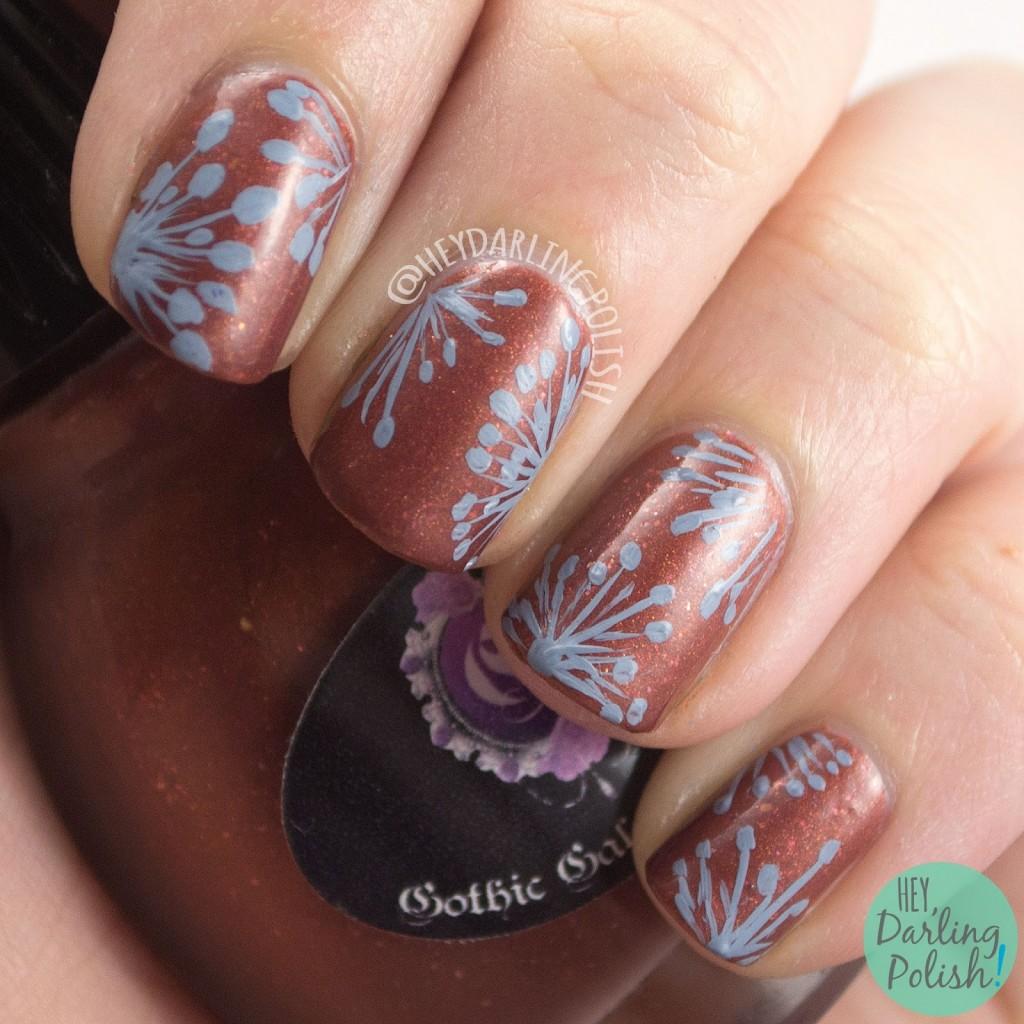 Nails Nail Art Polish Wallpaper Hey Darling Copper