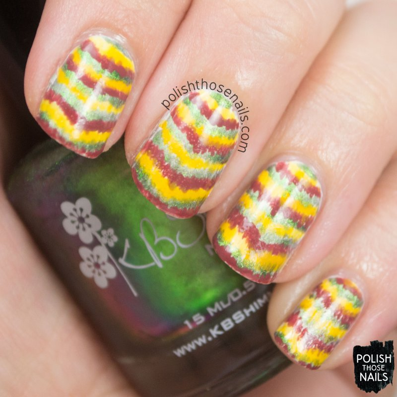 nails, nail art, nail polish, tie dye, polish those nails, 52 week challenge