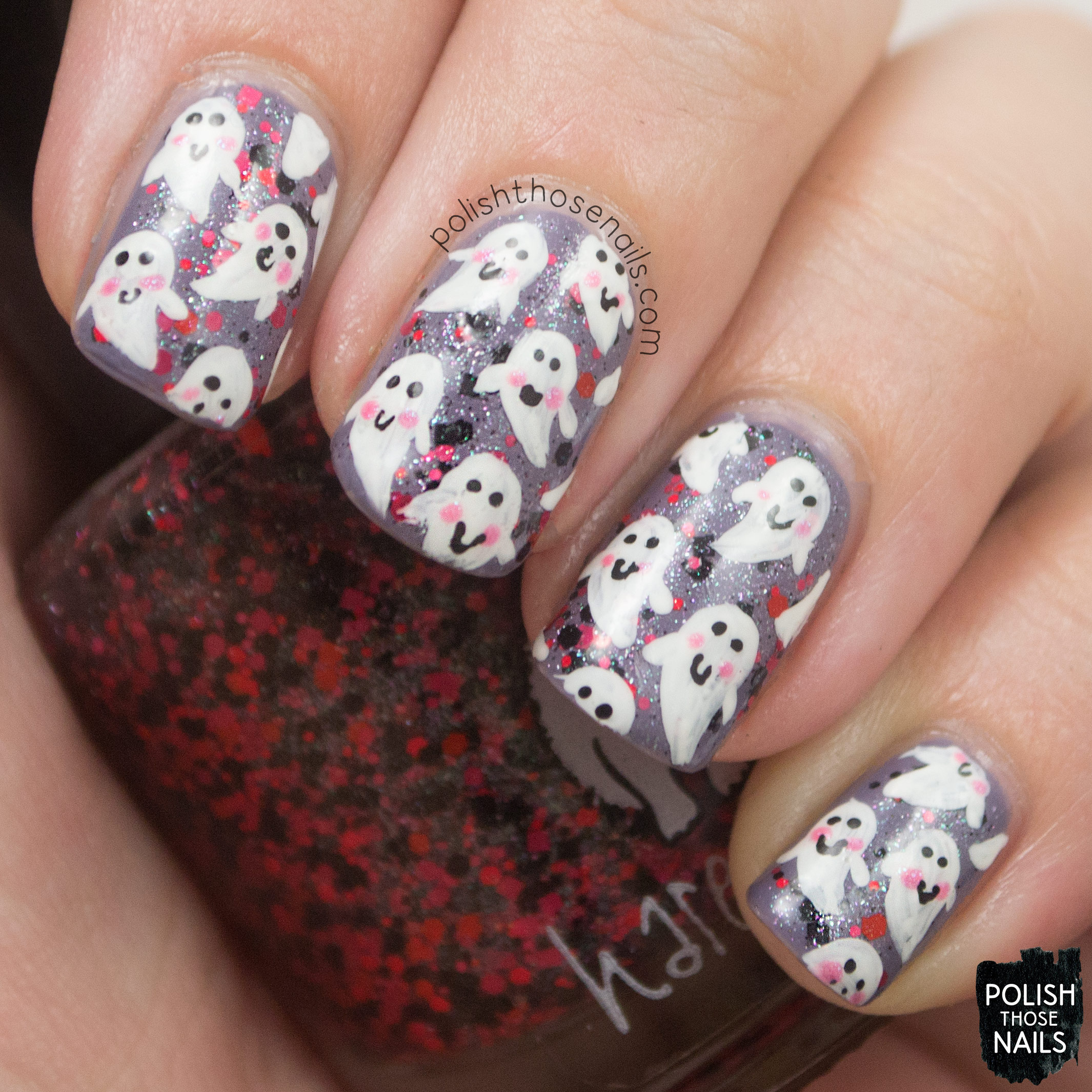 Inspired By The Supernatural Polish Those Nails