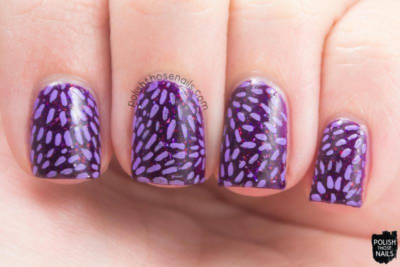 nails, nail art, nail polish, purple, polish those nails