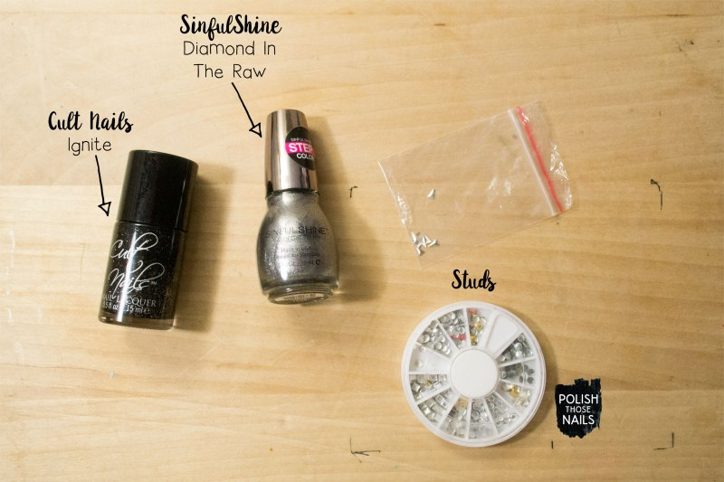 black-sparkles-silver-studded-nail-art-bottle-shot