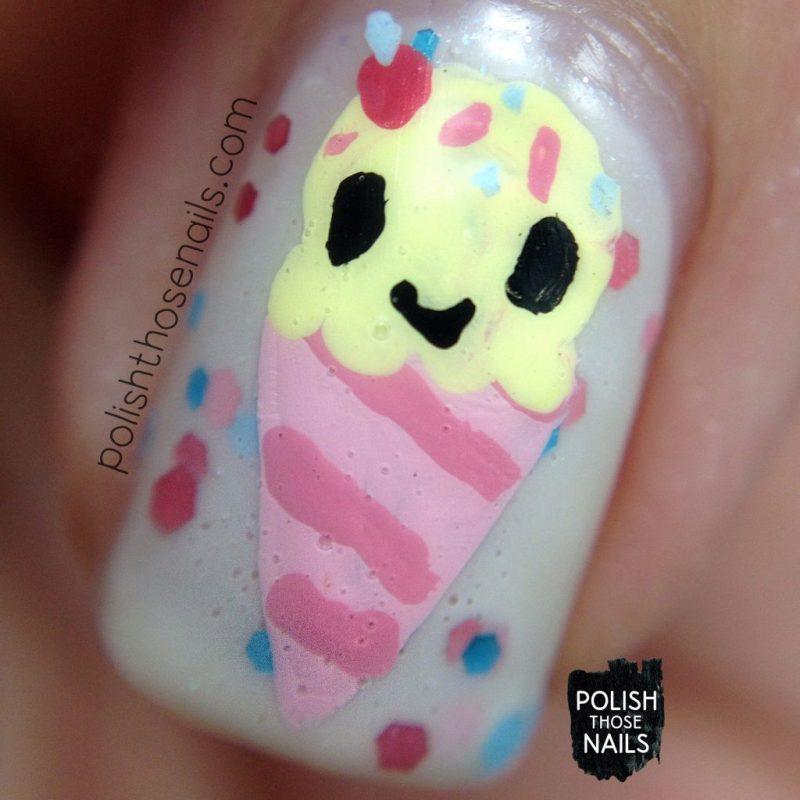 nails, nail art, nail polish, indie polish, candy, sweets, polish those nails
