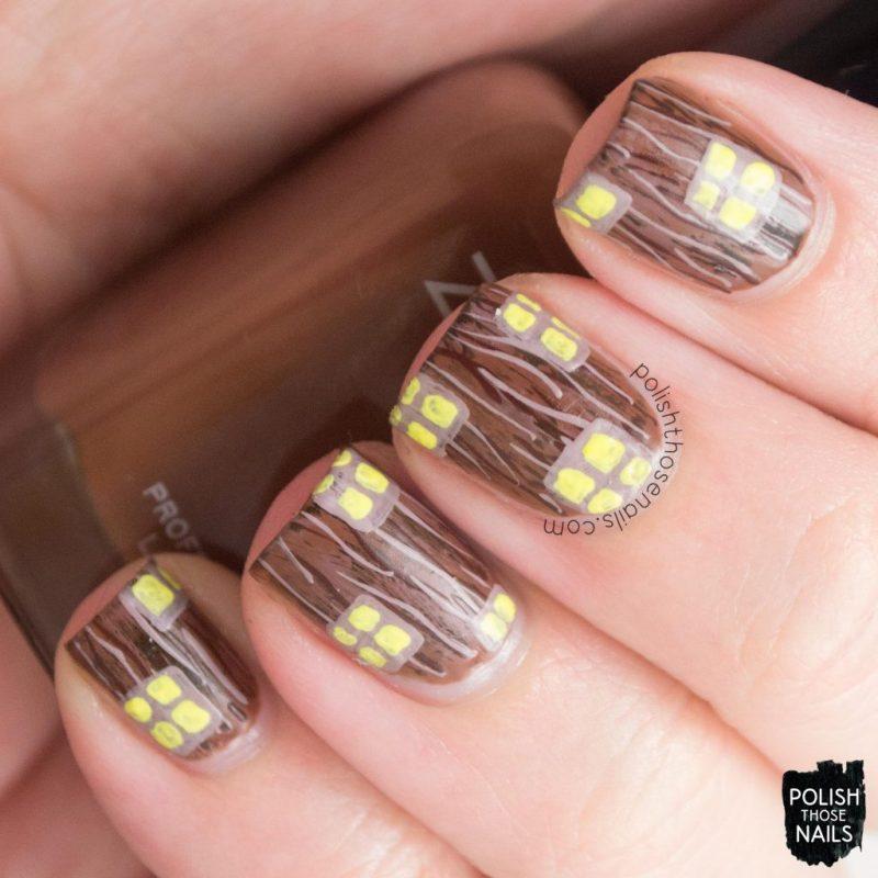 nails, nail art, nail polish, wood, wood grain nails, brown, polish those nails