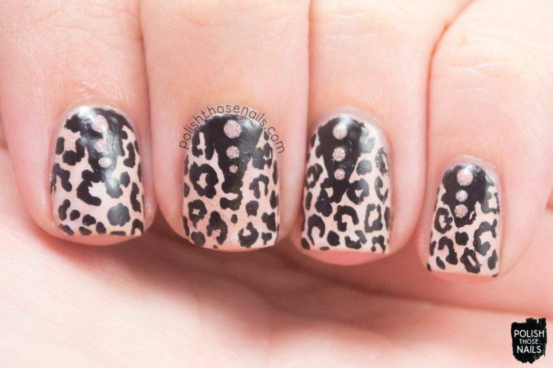 nails, nail art, nail polish, leopard print, polish those nails, fashion