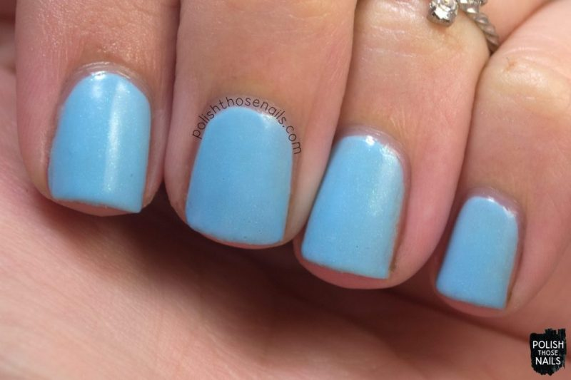 sons of adam, blue, swatch, nails, nail polish, indie polish, polish those nails, love angeline, shimmer