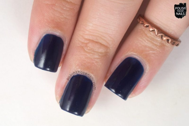 tomorrow night's sky, blue, swatch, nails, nail polish, indie polish, love angeline, polish those nails,