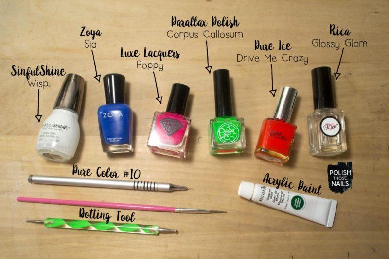 bright-neon-split-pattern-polka-dots-stripe-nail-art-bottle-shot