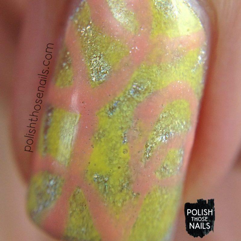 nails, nail art, nail polish, lemon, polish those nails, macro