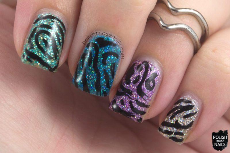 nails, nail art, nail polish, holo, micro glitter, polish those nails, indie polish