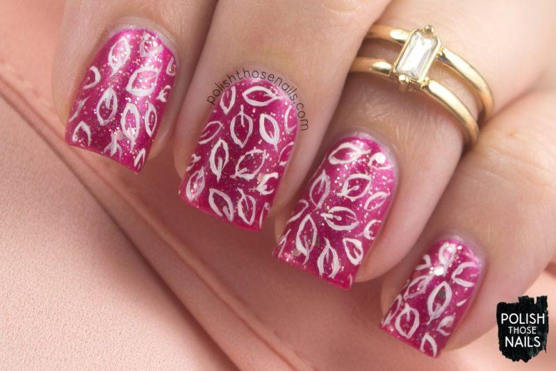 nails, nail art, nail polish, pink, autumn, shimmer, polish those nails