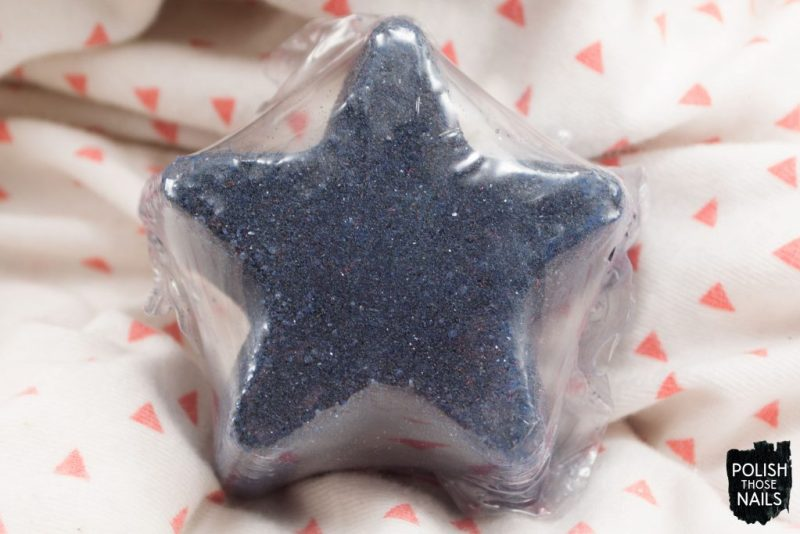 Bath Bomb, Star, Polish Those Nails, Lipsticks & Nail Polish, Review, Indie
