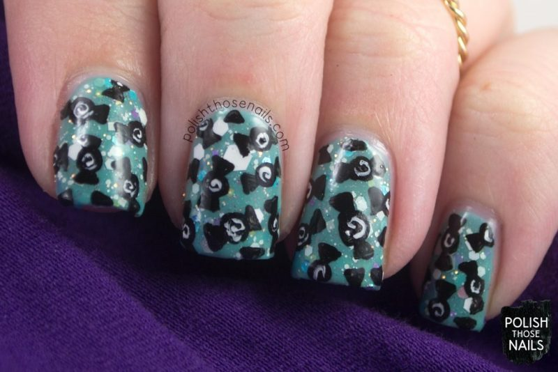 nails, nail art, nail polish, sweets, pattern, polish those nails, indie polish