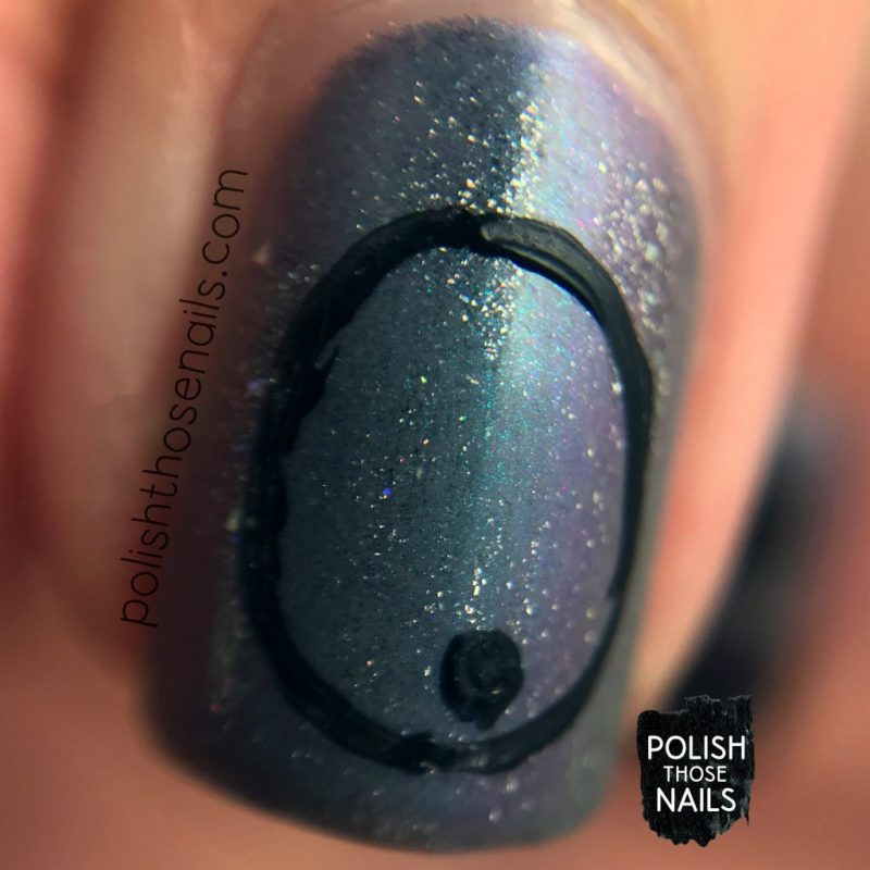 nails, nail art, nail polish, indie polish, toy, polish those nails, macro