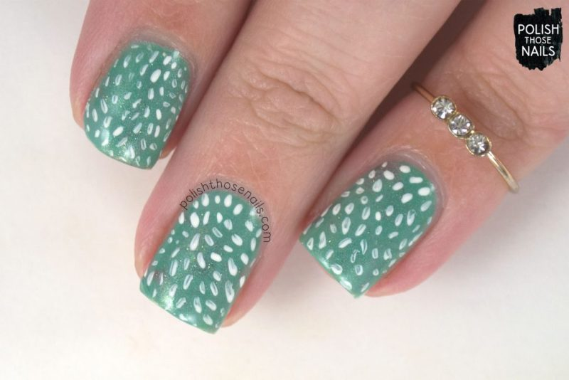 nails, nail art, nail polish, mint, polish those nails, pattern