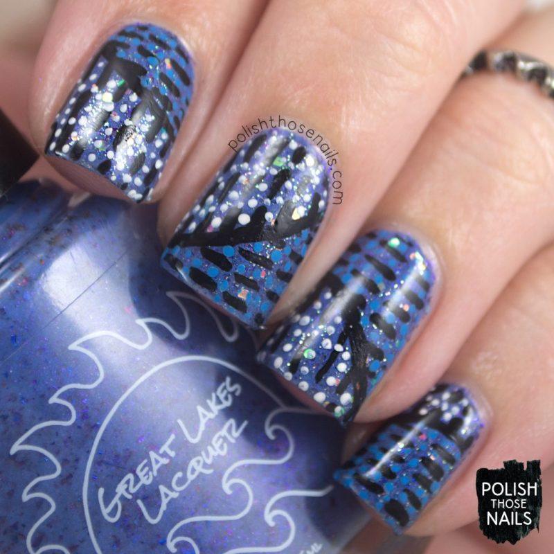 nails, nail art, nail polish, australia, continents, polka dots, pattern, polish those nails