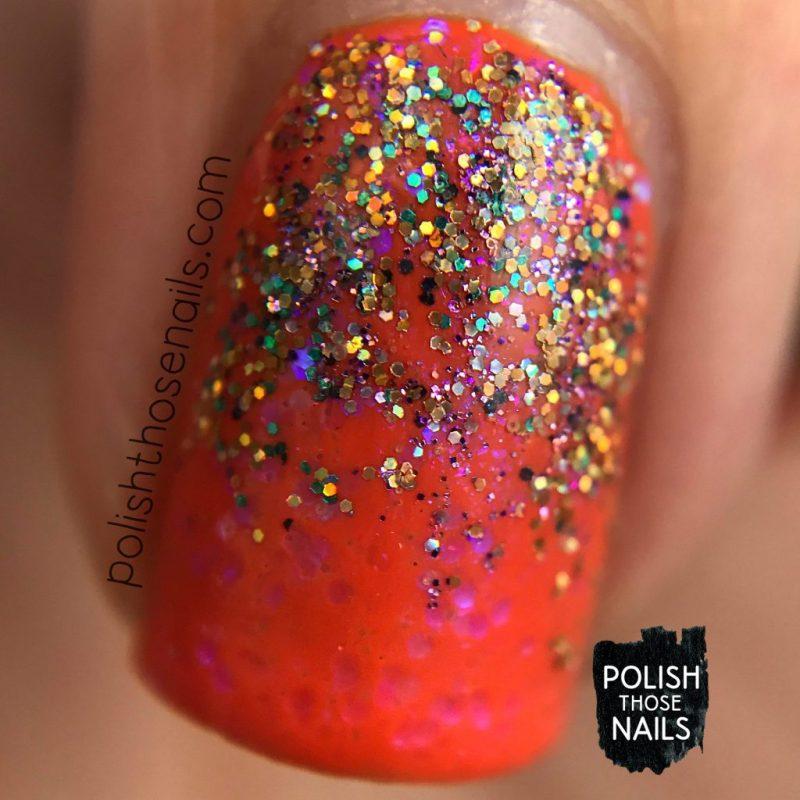 nails, nail art, nail polish, glitter, polish those nails, indie polish, macro