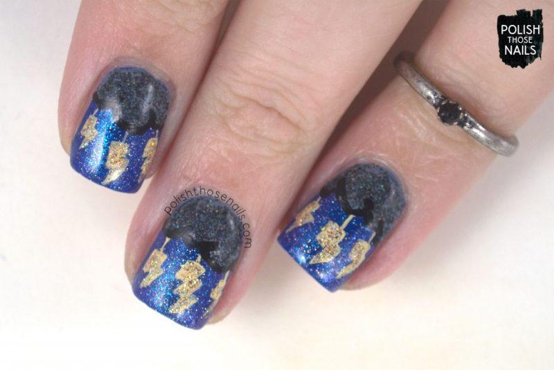 nails, nail art, nail polish, glitter, storm, polish those nails