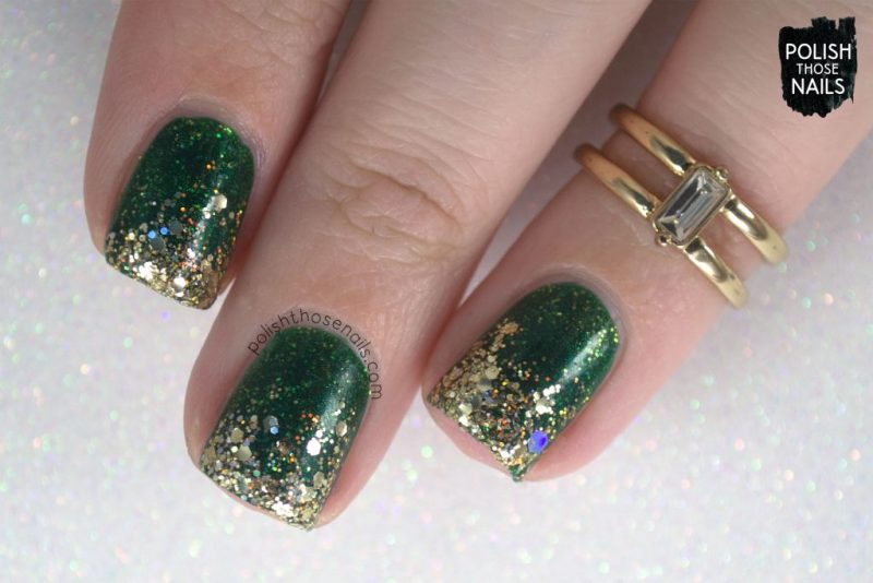 G&G Glitter Goody Goodness Goals • Polish Those Nails