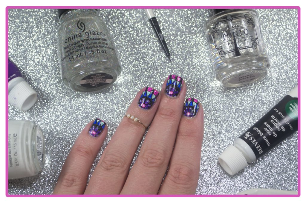435817ecd Tattoo Time // Cooling Mandala Brights • Polish Those Nails
