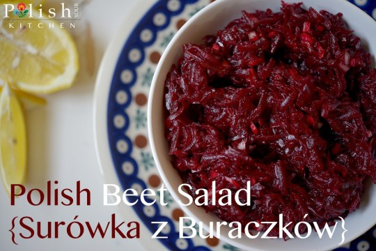 Polish salad