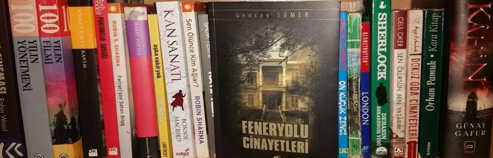 Cinayet romanları: Feneryolu Cinayetleri