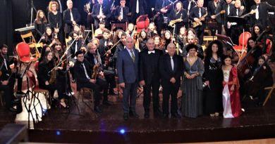 Grande successo per il  Concerto di Santa Cecilia a Mesagne