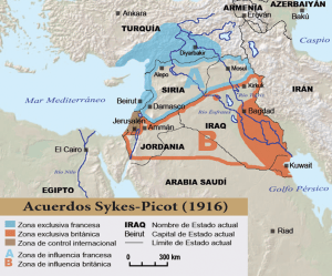 Sykes-Picot-Agreement-of-1916