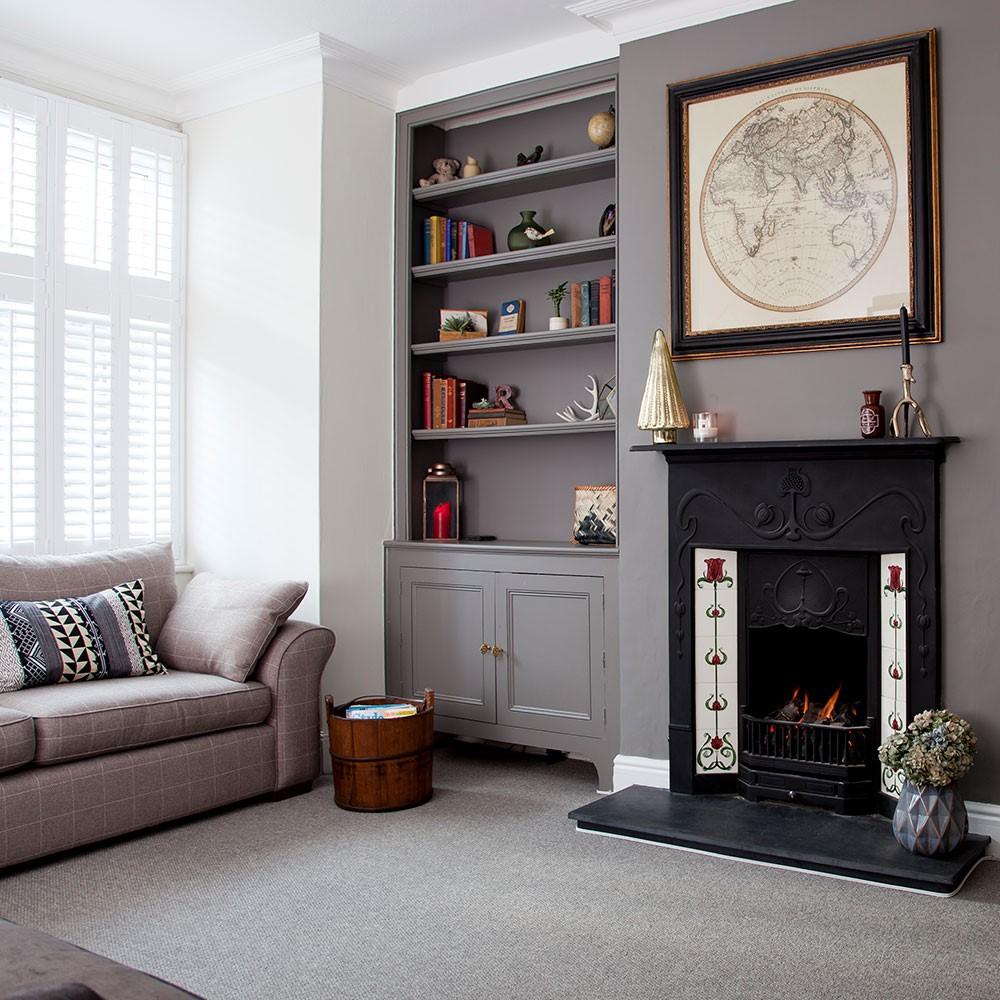 19 grijze huisideen voor prachtige en elegante