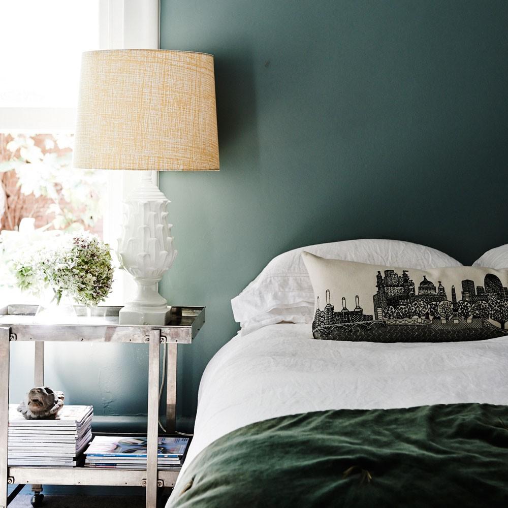 Kleurenschemas voor de slaapkamer om je huis op te