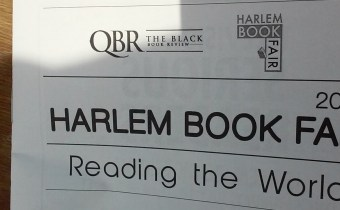 Harlem Book Fair 2015