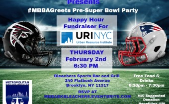 Metropolitan Black Bar Association Sponsors Happy Hour Fundraiser February 2nd