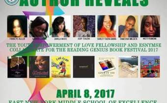 Reading Genius Book Festival- Saturday April 8th!