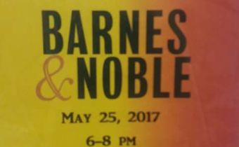 Poetry Reading At Barnes and Noble Tonight