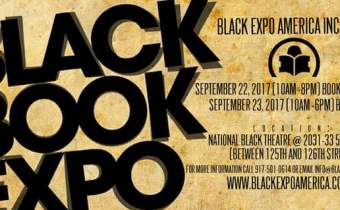 Save The Date: Black Book Expo at National Black Theatre in September 2017