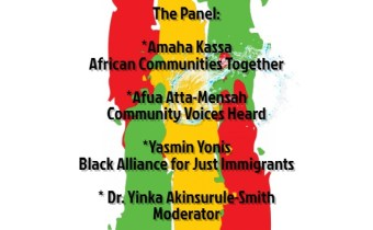 African Voices #DACA February 13th