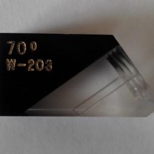 Призма для преобразователя W 203-70