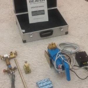 Портативная машина для автоматической газовой резки Beaver