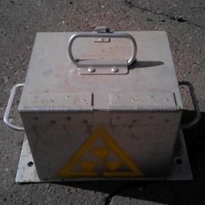 Свинцовый контейнер