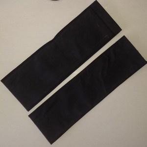 Кассеты гибкие морозостойкие 100x400 (двойные) (тканевые)