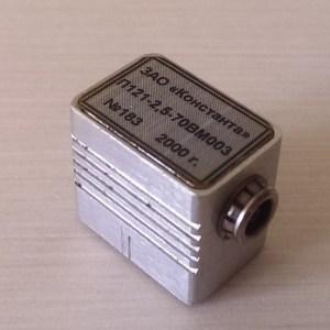 Преобразователь П121-2.5-70ВМ003